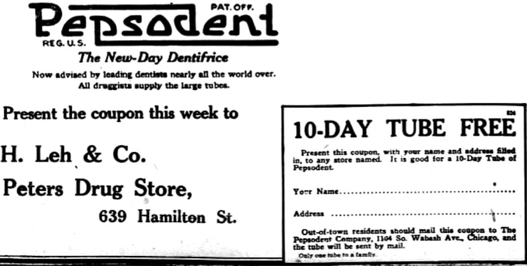 coupon_pepsodent_1922